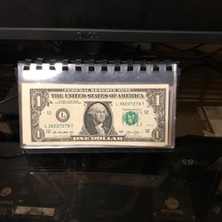 Sequential Dollar Bills (14) for Sale in Fort Worth,  TX