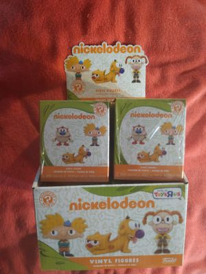 12 Brand New Nickelodeon Mystery Minis (1 full case) for Sale in Redondo Beach, CA