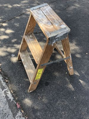 Step stool ladder for Sale in CA, US