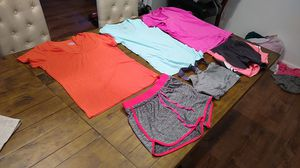Woman's work out clothes lot Under Armour/ Nike / Champion for Sale in Olympia, WA
