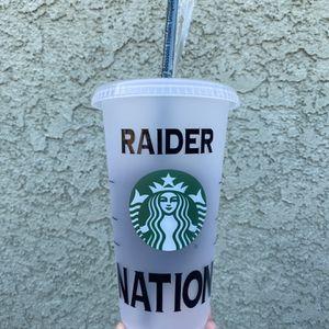 Raider Nation Cold Cup 🏈 for Sale in La Puente, CA