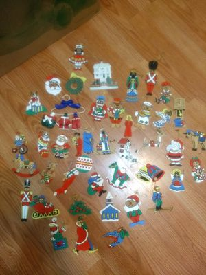 Wood ornaments accepting offers for Sale in Virginia Beach, VA