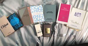 Various Fragrance Samples for Sale in Philadelphia, PA