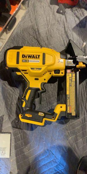 Dewalt 20v 18 gauge Floor Stapler Brand New for Sale in Seymour, CT
