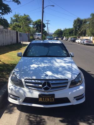 2013 Mercedes benz C250 Sport 1.8L for Sale in Los Angeles, CA