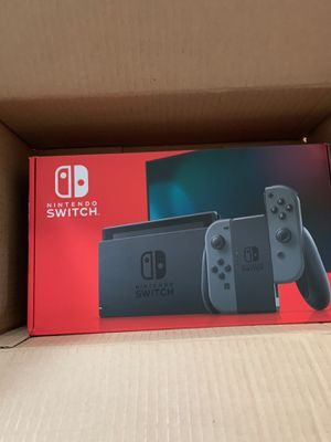 Nintendo Switch Grey 32GB NEW for Sale in Queens, NY