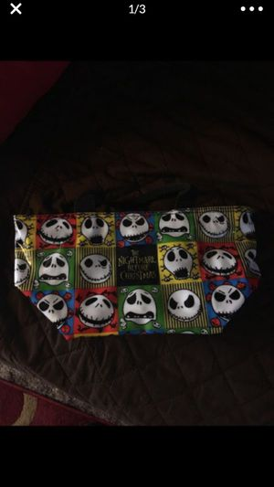 Small nightmare before Christmas bag for Sale in Manteca, CA
