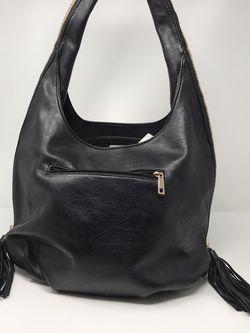Leather Hobo Tassel Bag for Sale in Vallejo,  CA