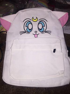 Sailor moon cat back pack bag for Sale in El Cajon, CA