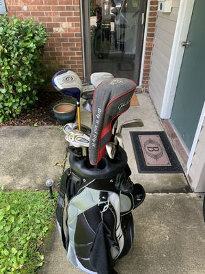Complete set golf clubs for Sale in High Point, NC