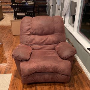 Large Fabric Recliner for Sale in El Cajon, CA