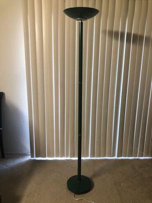 Green Floor Lamp - Halogen for Sale in Cupertino, CA