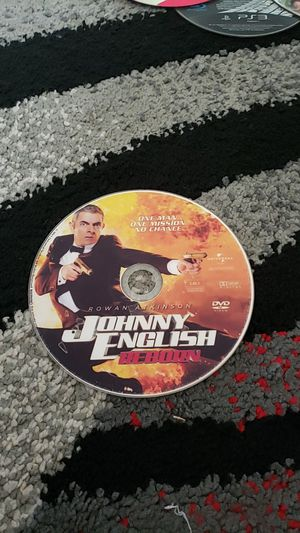 Johnny English Reborn Movie CD for Sale in Fremont, CA