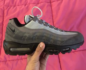 Nike Air Max 95 Anthracite Wolf Gray Size 9.5 for Sale in Jupiter Point, CT