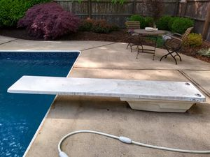 Old diving board poor condition for Sale in Lincroft, NJ