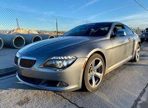 2009 BMW 6 Series for Sale in Las Vegas, NV