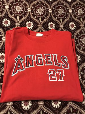 Red V. Guerrero Angeles Jersey shirt size XXL for Sale in Monrovia, CA