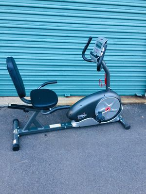 Body champ recumbent exercise bike for Sale in Atlanta, GA