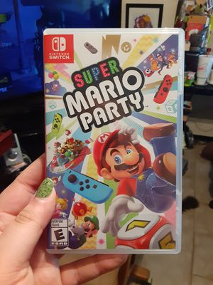 EMPTY Mario Party Case for Sale in Bedford, TX