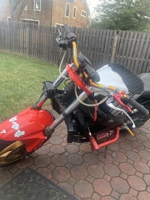 Honda cbr600 f4i stunt for Sale in Rumson, NJ