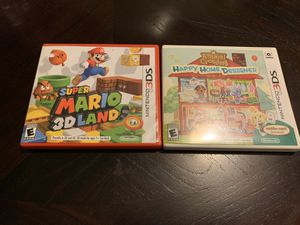 Brand New Nintendo 3DS Games for Sale in Dallas, TX