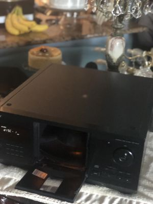 Sony cd 💿 PLAYERS holds 200 💿 cds🌹🌹 for Sale in Clearwater, FL