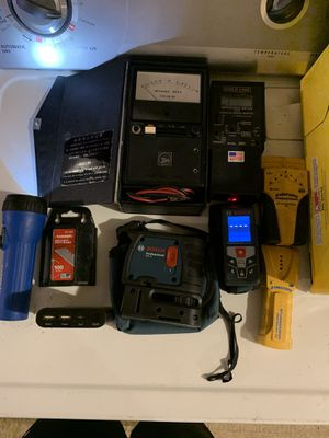Electrician tools for Sale in Washington, DC