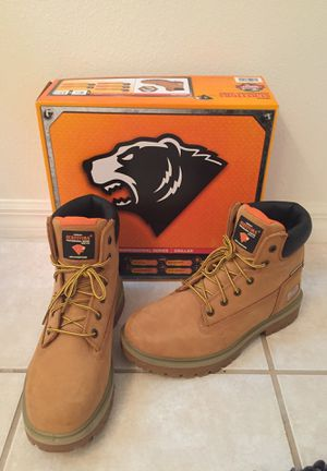 Work Boots 9.5 for Sale in Davenport, FL