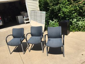 3 Office Chairs for Sale in Bridgeton, MO