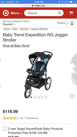 Jogger stroller for Sale in Dallas, TX