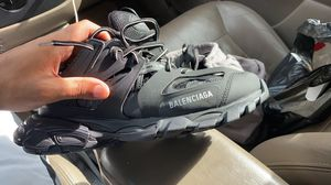Balenciaga track one black for Sale in Bowie, MD