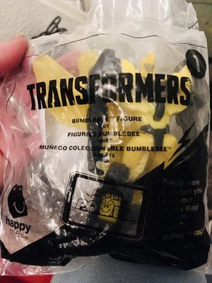 McDonalds Transformers Strongarm Mask #6 Series Happy Meal Toy for Sale in Scottsdale, AZ