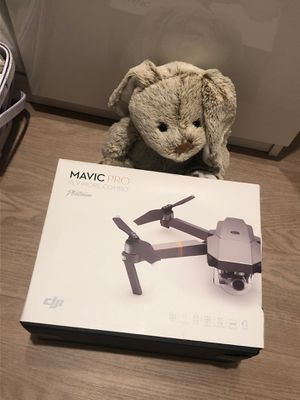 Dji Mavic Platinum Fly More Combo for Sale in Los Angeles, CA