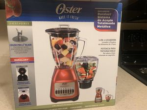 Oster Blender and Food Chopper for Sale in Phoenix, AZ