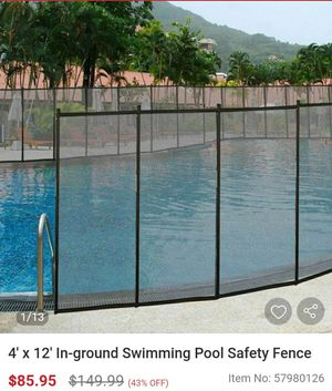Safety Fence for Sale in La Puente, CA