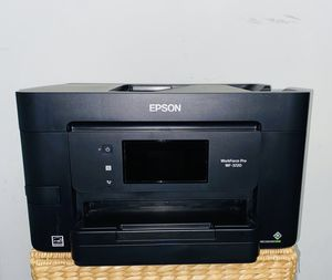 Epson WF-3720 Printer for Sale in Palm Springs, FL