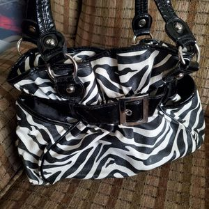 Zebra Purse for Sale in Perryville, MD