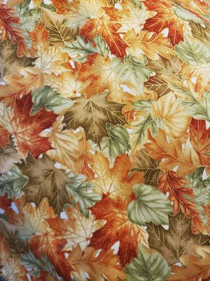Fall leaves fabric for Sale in Hainesport, NJ
