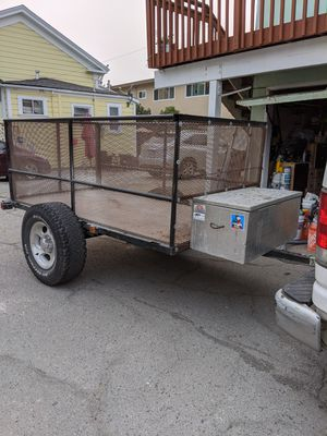 Trailer for Sale in Redwood City, CA