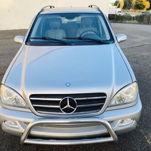 2 0 0 2 MERCEDES M L 5 0 0 for Sale in Lakewood, WA