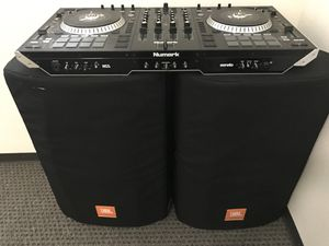DJ Equipment Bundle (Numark/JBL) for Sale in Los Angeles, CA