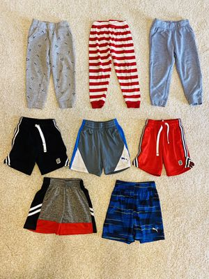 Kids clothes 2T (3 pants, 5 shorts) for Sale in Fort Worth, TX