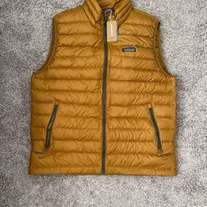 Patagonia Men's Down Sweater Vest Sz L for Sale in Los Angeles, CA
