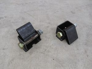 Dump trailer hinges $95 for the pair for Sale in Fresno, CA