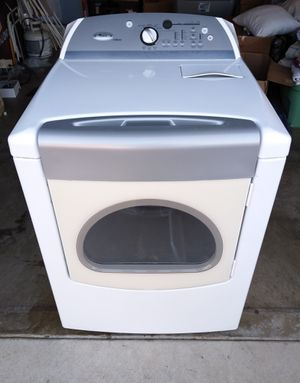 Whirlpool Cabrio Dryer with Warranty for Sale in Fresno, CA