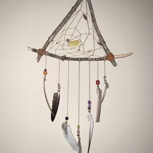 Triangle Dreamcatcher for Sale in Evansville, IN