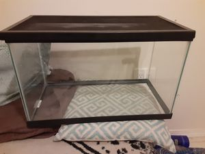 Free turtle with purchase of tank for Sale in Compton, CA