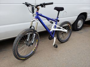 Full Suspension Downhill Mountain Bike for Sale in Poway, CA
