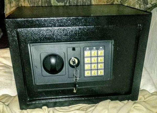 (New) Digital Electronic Steel Safe