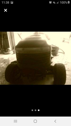 Poulan pro ride on mower for Sale in Sidney, OH